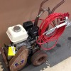 Paint Sprayer With Brand New Honda Engine